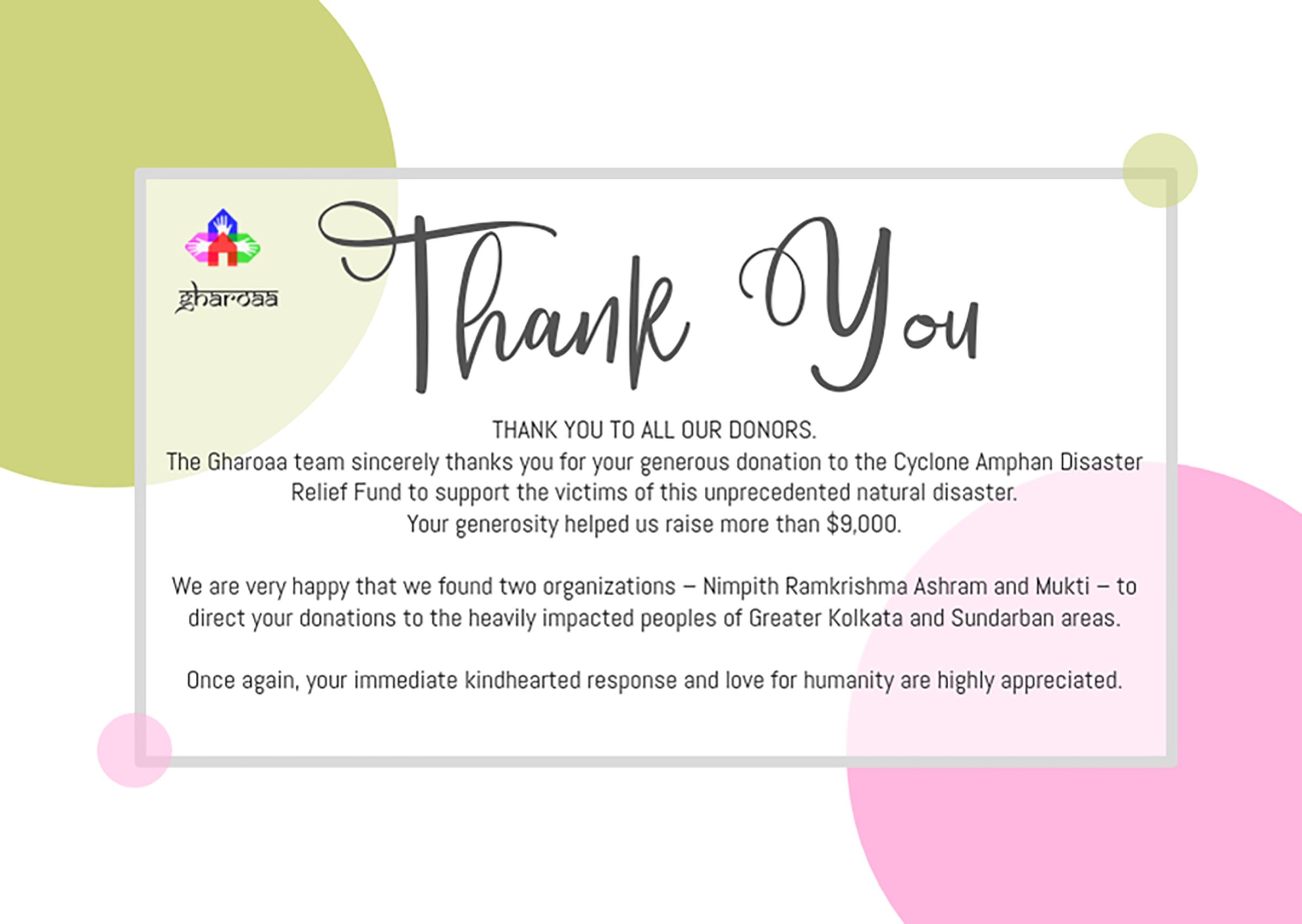 thank you amphan donors (HR)